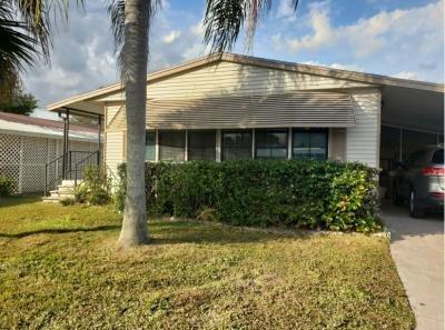 Mobile Home at 120 Bimini Cay Vero Beach, FL 32966