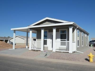 Mobile Home at 1110 North Henness Rd. #1989 Casa Grande, AZ 85122