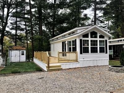 Mobile Home at 179 Saco Ave S15 Old Orchard Beach, ME 04064