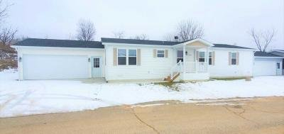 Mobile Home at 1562 Deerpoint Martin, MI 49070