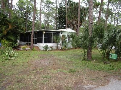 Mobile Home at 1300 N. River Rd., #s12 Venice, FL 34293