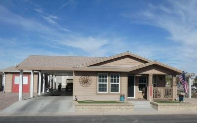 Mobile Home at 1110 North Henness Rd. #2008 Casa Grande, AZ 85122