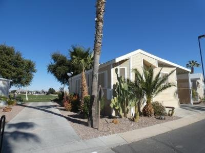 Mobile Home at 1110 North Henness Rd. #1857 Casa Grande, AZ 85122