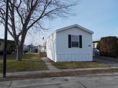Mobile Home at 5001 South Ave Lot 246 Toledo, OH 43615