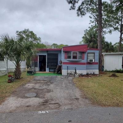 Mobile Home at 10521 Birdhouse Run Lot 361 Port Richey, FL 34668