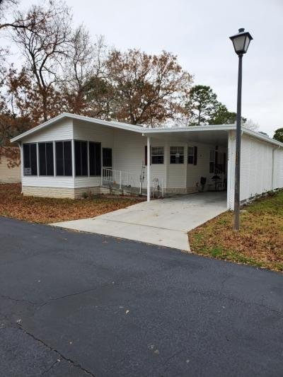 Mobile Home at 12349 Tempo Ln Weeki Wachee, FL 34614