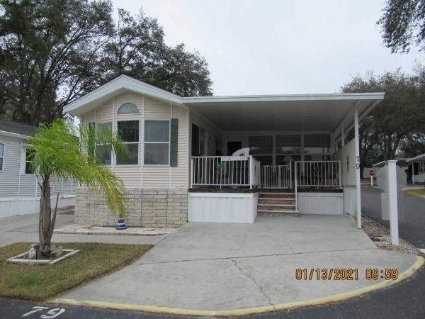 Photo 1 of 2 of home located at 39146 Otis Allen Road, Lot 79 Zephyrhills, FL 33540