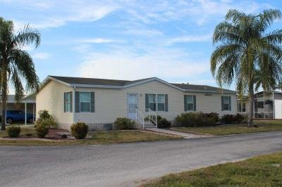 Mobile Home at 3947 East Gate Crt North Fort Myers, FL 33917