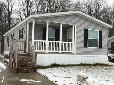 Mobile Home at 1848 Knollwood Bend Ypsilanti, MI 48198