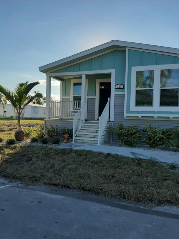 2020 Palm Harbor Mobile Home For Rent
