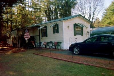 Mobile Home at Street Address Available Upon Request Saratoga Springs, NY 12866