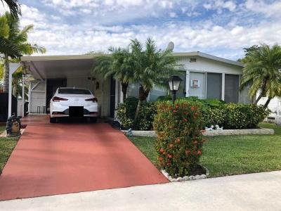 Mobile Home at 6479 NW 32 Ave Coconut Creek, FL 33073