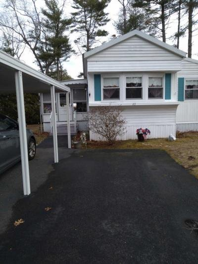 Mobile Home at 23 Sycamore Drive Halifax, MA 02338