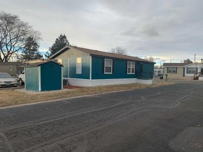 Mobile Home at 14701 E Colfax Ave. #596 Aurora, CO 80011