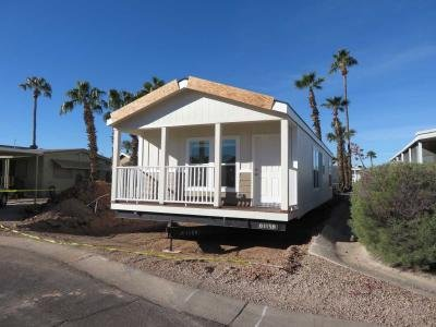 Mobile Home at 10960 N. 67th Avenue #24-2 Glendale, AZ 85304