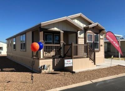 Mobile Home at 7570 E Speedway Blvd, Lot 470 Tucson, AZ 85710