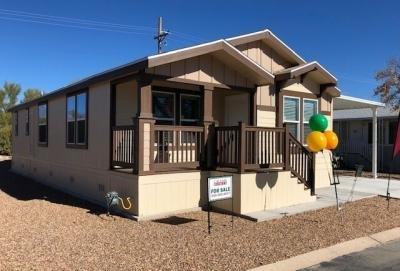 Mobile Home at 7570 E Speedway Blvd, Lot  562 Tucson, AZ 85710