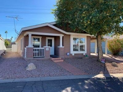 Mobile Home at 201 S Greenfield Rd Lot 32 Mesa, AZ 85206