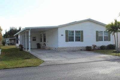 Mobile Home at 3780 Golf Cart Dr, #452 North Fort Myers, FL 33917