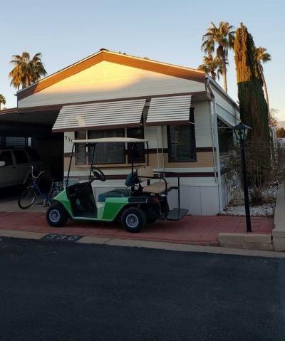 Mobile Home at 8989 E Escalante Rd 330 Tucson, AZ 85730