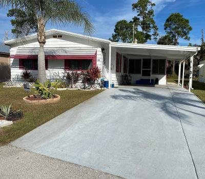 Mobile Home at 35 Flores Del Norte Fort Pierce, FL 34951