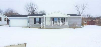 Mobile Home at 1564 Deer Point Martin, MI 49070