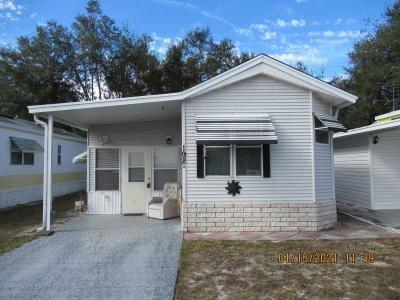 Mobile Home at 4421 Lane Road, Lot 198A Zephyrhills, FL 33541