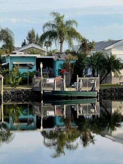 Mobile Home at 3701 Baynard Drive #H25 Punta Gorda, FL 33950