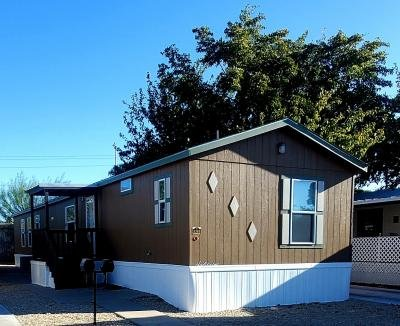 Mobile Home at 1314 Muskrat Lane Lot Ml1314 Las Cruces, NM 88001