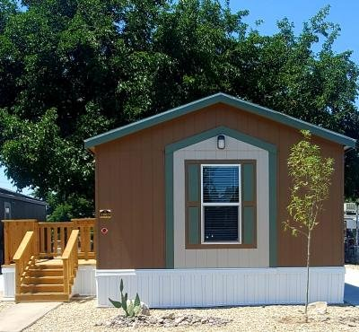 Mobile Home at 1313 Muskrat Lane Lot Ml1313 Las Cruces, NM 88001
