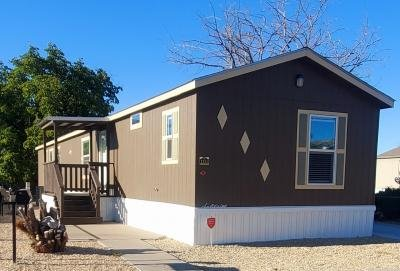 Mobile Home at 1317 Lynx Trail Lot Lt1317 Las Cruces, NM 88001