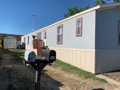 Mobile Home at 4881 E 97th Dr. #422 Denver, CO 80229