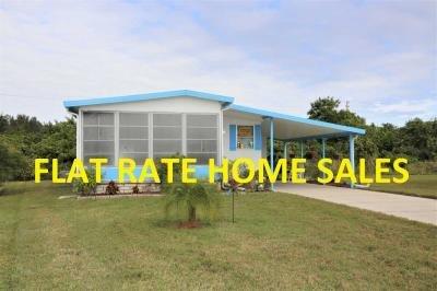 Mobile Home at 7300 20th St Lot 765 Vero Beach, FL 32966