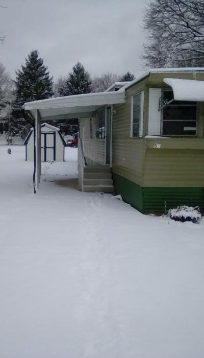 Mobile Home at 7930 Route 16, Lot #57 Franklinville, NY 14737
