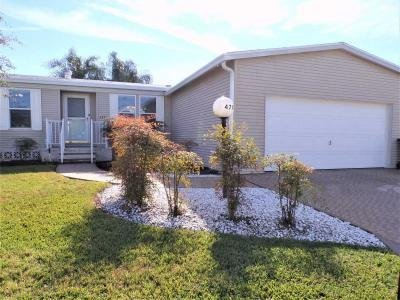 Mobile Home at 4717 Devonwood Ct., #732 Lakeland, FL 33801