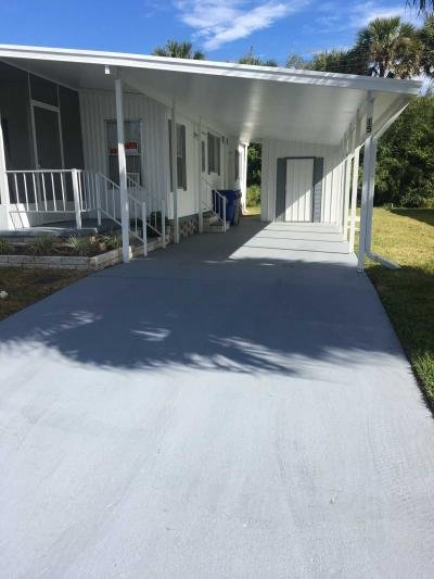 Mobile Home at 7300 20th St. #15 Vero Beach, FL 32966