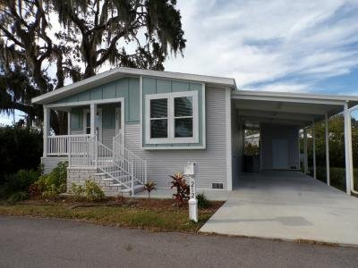 Mobile Home at 212 Amelo Ave. (Site 1032) Ellenton, FL 34222