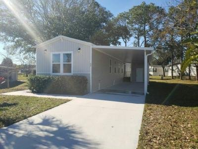 Mobile Home at 1335 Fleming Ave. Lot 0248 Ormond Beach, FL 32174