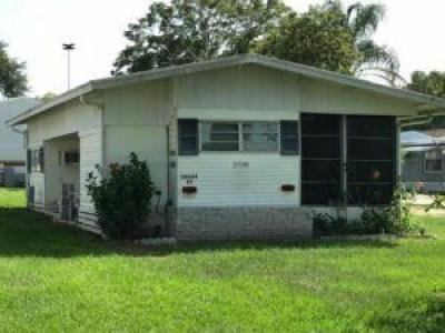 Mobile Home at 7820 Wire Road 097 Zephyrhills, FL 33540