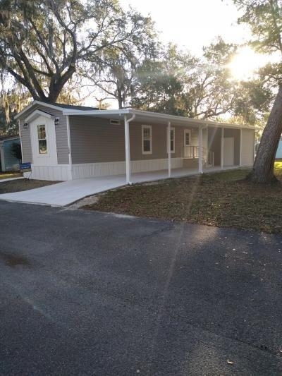 Mobile Home at 7250 Truitt Ave. Brooksville, FL 34601