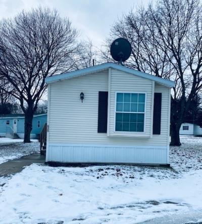 Mobile Home at 625 Barefoot Lane Port Sanilac, MI 48469