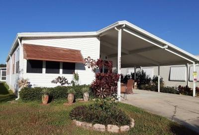 Mobile Home at 2609 Damodar Drive Trinity, FL 34655