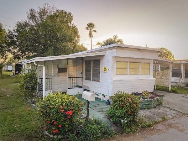 1965 Ritz-Craft Mobile Home For Sale