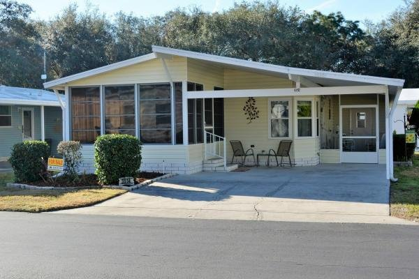 1989 HOME Mobile Home For Sale