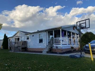 Mobile Home at 32983 Poplar Court New Haven, MI 48048