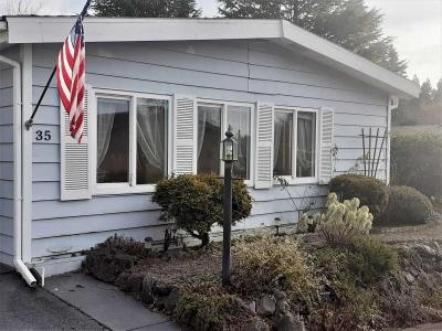 Mobile Home at 100 SW 195th Avenue Sp. #35 Beaverton, OR 97006