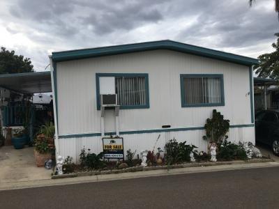 Mobile Home at 9395 Harritt Road #124 Lakeside, CA 92040