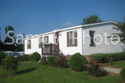 Mobile Home at 2900 North Oakridge Circle, Lot #40 North Charleston, SC 29420