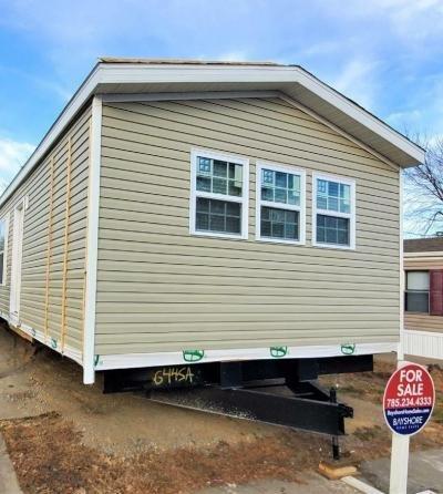 Mobile Home at 1900 NW Lyman Road, #264 Topeka, KS 66608