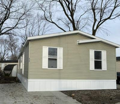 Mobile Home at 438 Sterling E. Justice, IL 60458